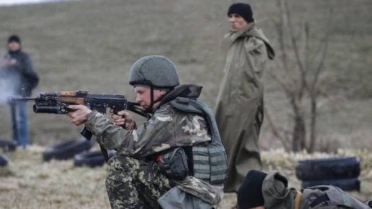 НаДонбассе засутки боевики 41 раз обстреляли силы АТО