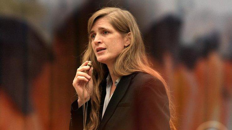 Саманта Пауэр: Российская Федерация расшатывает мировой порядок