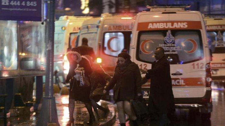 Террористу изстамбульского клуба Reina оплатили 150 тыс. долларов