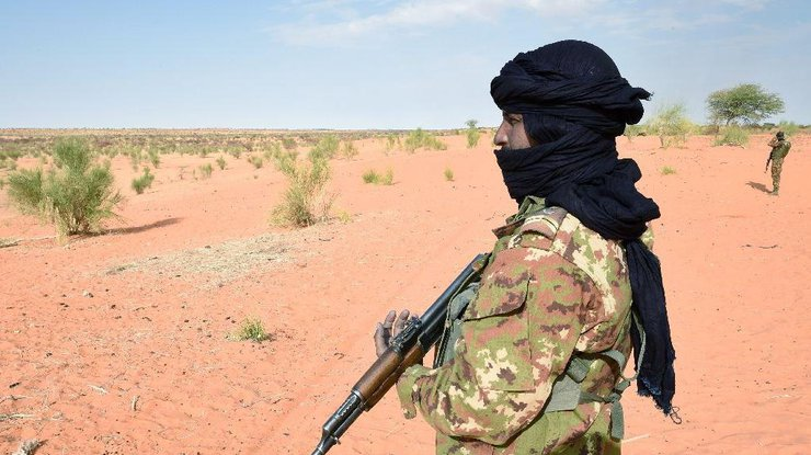 Путин выразил сожаления президенту Мали всвязи снападением навоенный лагерь