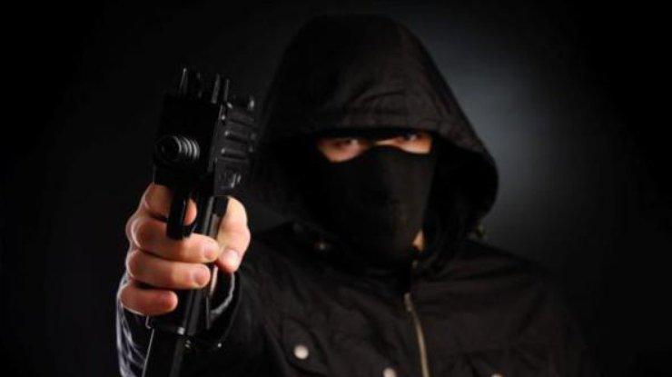 Вцентре Запорожья преступники устроили стрельбу скопами