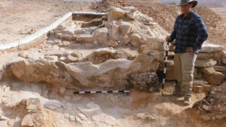 ВИзраиле археологи отыскали остатки укрепления времен царя Соломона