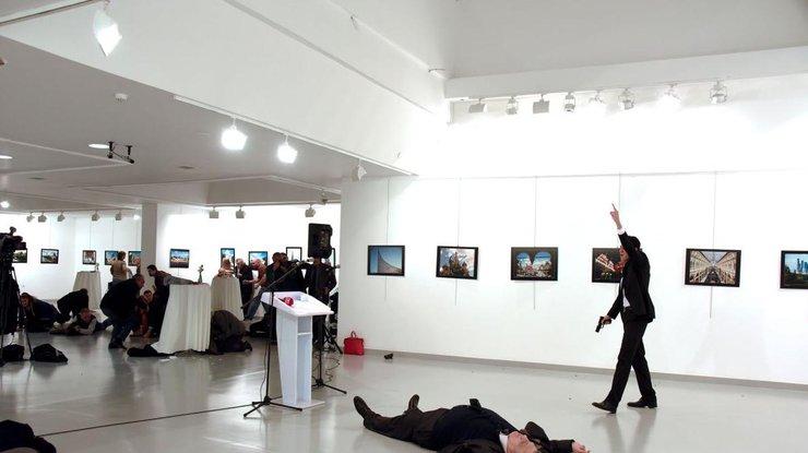 ВАнкаре схвачен организатор выставки, наоткрытии которой был убит посол РФ
