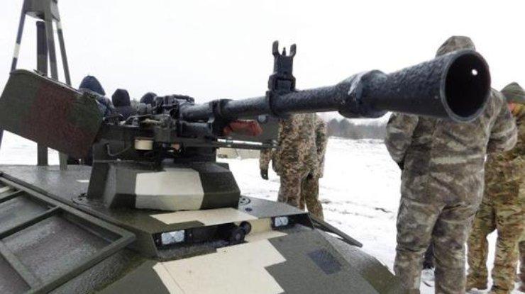 ВУкраинском государстве будут делать американские винтовки М16