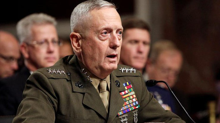 Генерал Мэттис по прозванию «Бешеный пес» избран новым главой Пентагона
