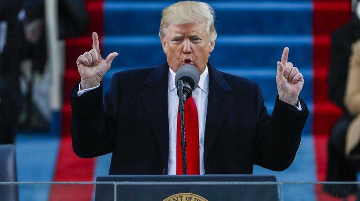 Трамп на инаугурационном ланче устроил Клинтон овацию