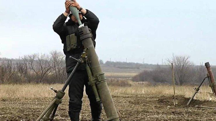 Штаб: Боевики задень 21 раз обстреляли ВСУ наДонбассе