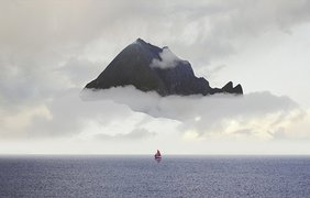 Сюрреалистические пейзажи между фантазией и осязаемостью (фото: Vk)
