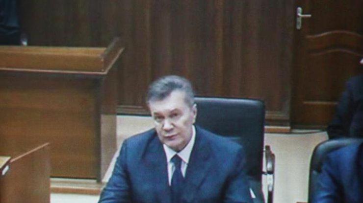 Прокуратура Украины вызвала Виктора Януковича ознакомиться суголовным делом против него