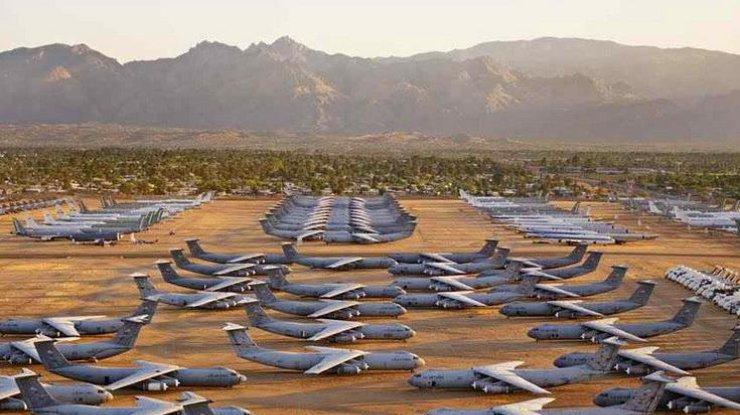 База ВВС США вАризоне закрыта из-за стрельбы— Ищите укрытие немедленно