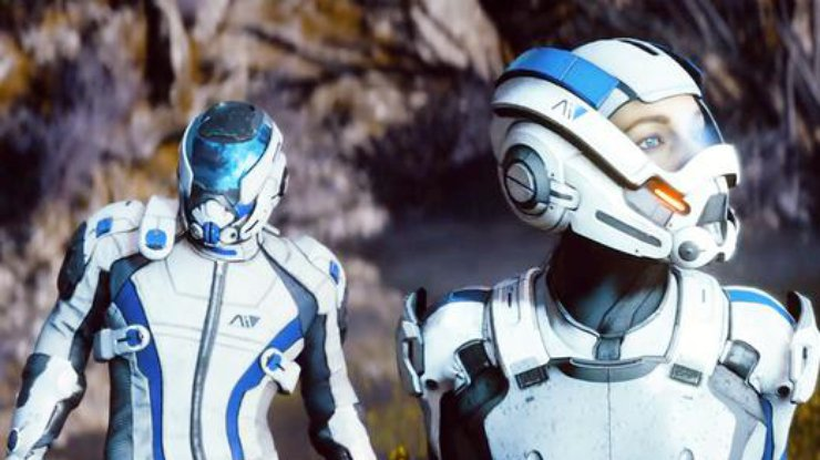 mass effect andromeda suits
