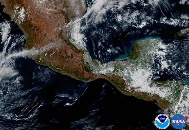 Une sonde de la NASA prend les photos de la Terre les plus