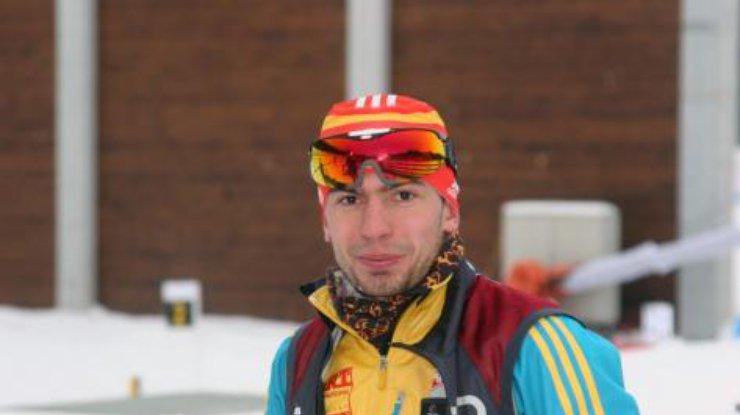 Биатлонист Логинов одержал победу вторую золотую медаль начемпионате Европы