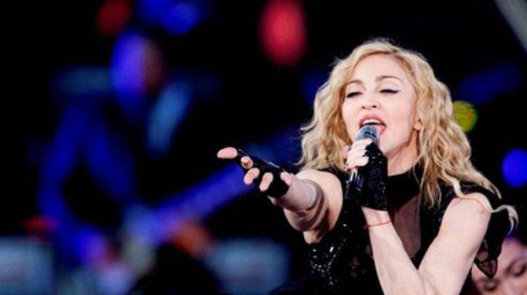 ВСША радиостанция запретила Мадонну из-за критики Трампа