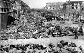 Нордхаузен, Германия, 17 апреля 1945 года