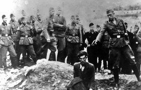 Массовые расстрелы в Виннице между 1941 и 1943 годами