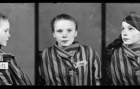 Czeslawa Kwoka, 14 лет, полячка узница концлагеря Освенцим в 1942 году. В течении 3-х месяцев была убита