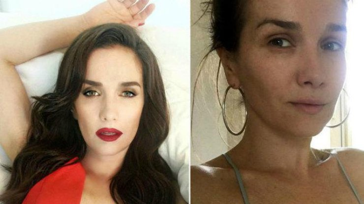 39-летняя Наталия Орейро показала