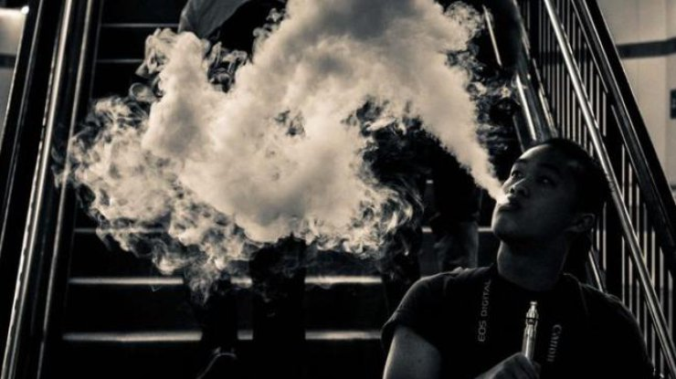 Apple оформила патент на электронную сигарету