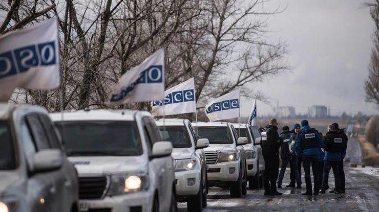 ОБСЕ: число погибших среди мирных граждан Луганщины растет