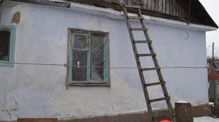 ВРовенской обл. впожаре погибла престарелая семейная пара