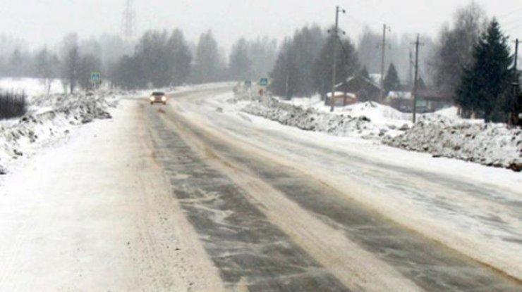 Нацполиция предупредила окритическом уровне аварийности на трассах