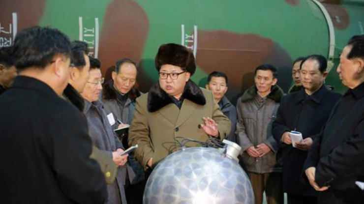 В КНДР произвели плутоний для восьми ядерных бомб