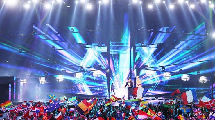 31января Киев получит ключ Евровидения