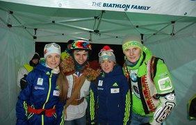 O поездке на этап в Нове-Место рассказали известные фанаты братья Могильняки из Коломыи