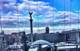 Жители и гости столицы делятся красочными фото в социальных сетях