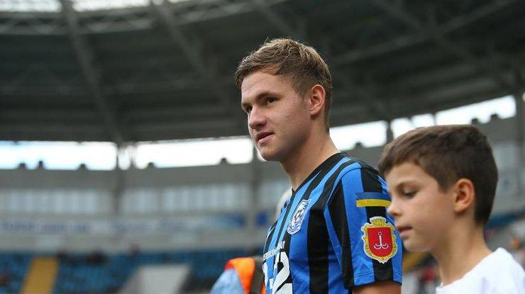 Полузащитник «Динамо» перешел в германский «Эрцгебирге»