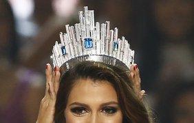 """Титул """"Мисс Вселенная"""" достался представительнице Франции"""