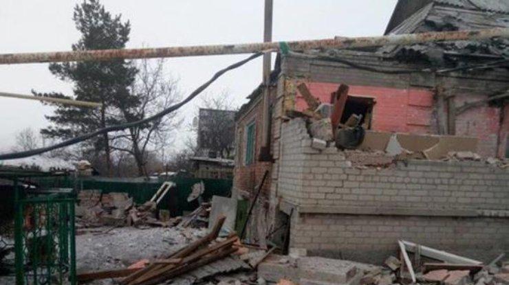 ВАвдеевке впроцессе обстрела боевиков ранены двое мирных граждан