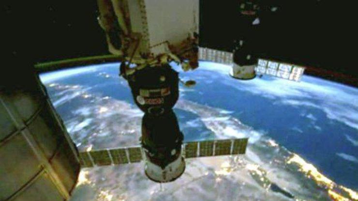 Космический фургон «Прогресс МС-03» выбросят наЗемлю