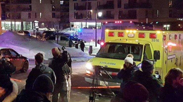 Предполагаемому исполнителю теракта вКвебеке предъявили обвинения по11 пунктам