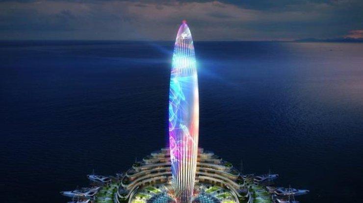 ВДубае планируют построить самый высокий вмире маяк