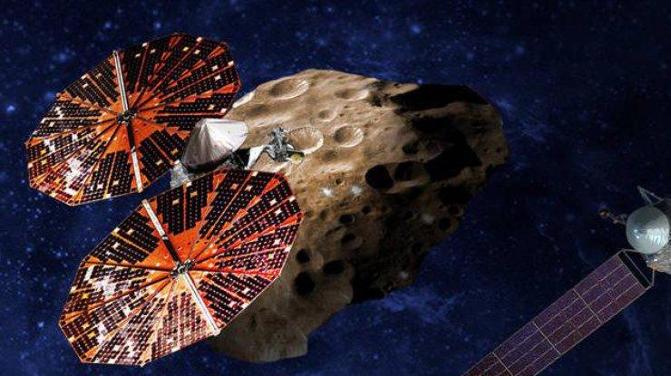 NASA организует две миссии для исследования солнечной системы иастероидов