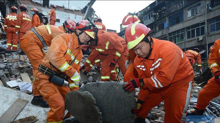Вкитайской провинции Хэнань произошла авария наугольной шахте