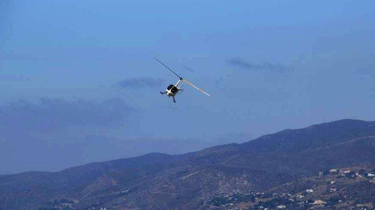 Два человека погибли при крушении вертолета впорту Лос-Анджелеса