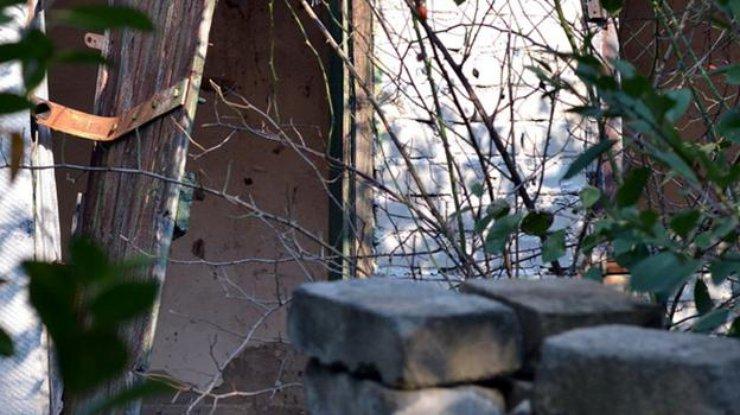 НаРождество террористы обстреляли дома мирных граждан Харцызска