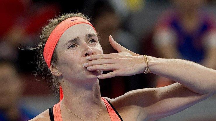 Свитолина вышла во 2-ой раунд турнира встолице Китая