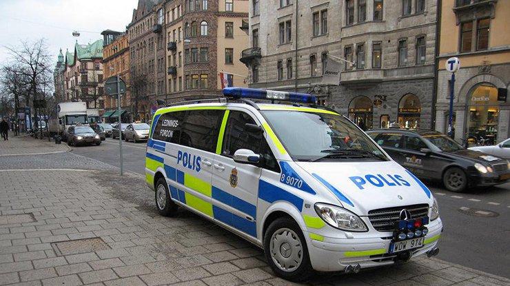Вшведском Гётеборге прошел марш неонацистов, милиция задержала десятки человек