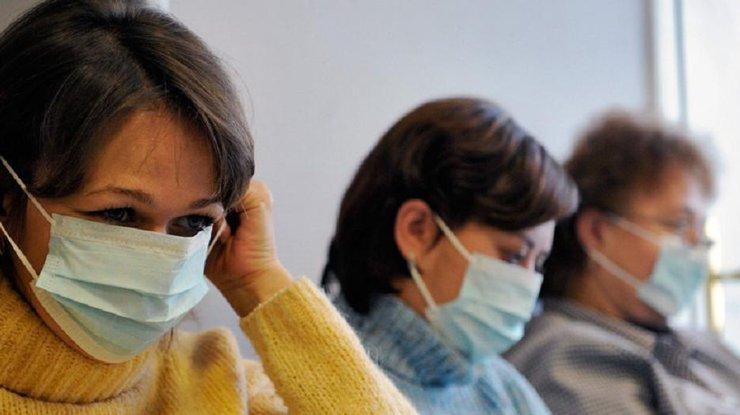 Вспышка гриппа