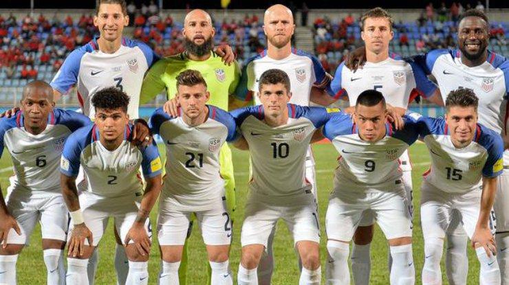 Арена назвал позором непопадание сборной США наЧМ
