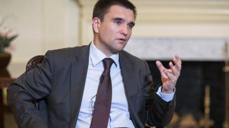 Климкин: Украина небудет лишать венгерское меньшинство языка