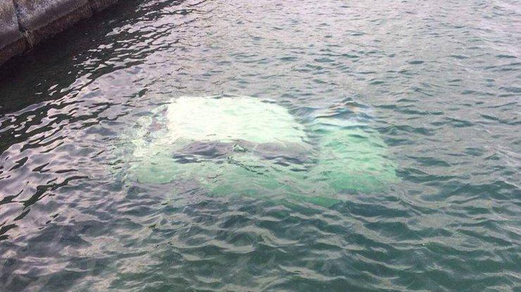ВОдессе надне моря нашли автомобиль смертвой девушкой