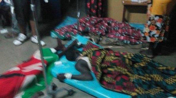 ВКении вооруженные воспитанники расстреляли шестерых человек вшколе