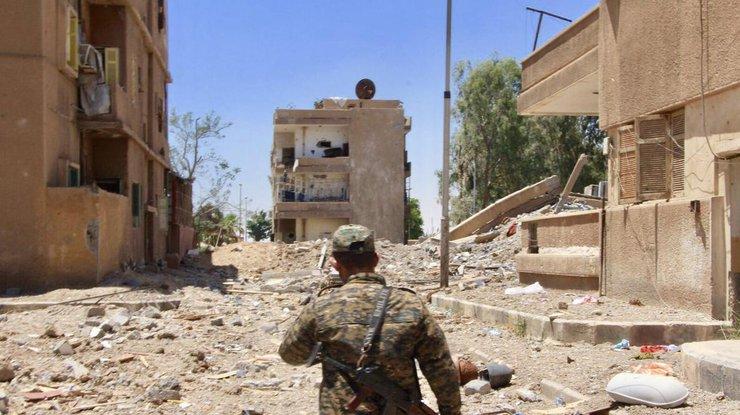 Сирийские повстанцы объявили обосвобождении Ракки