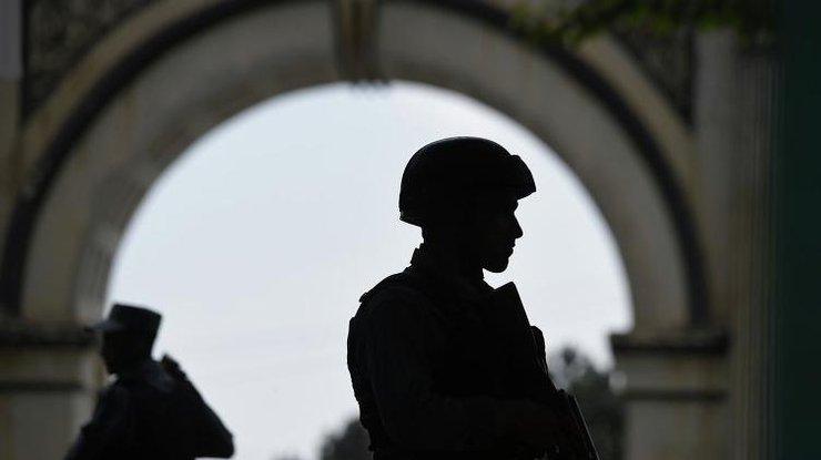 Талибы атаковали полицейский участок вАфганистане: неменее двухсот человек пострадали отвзрывов