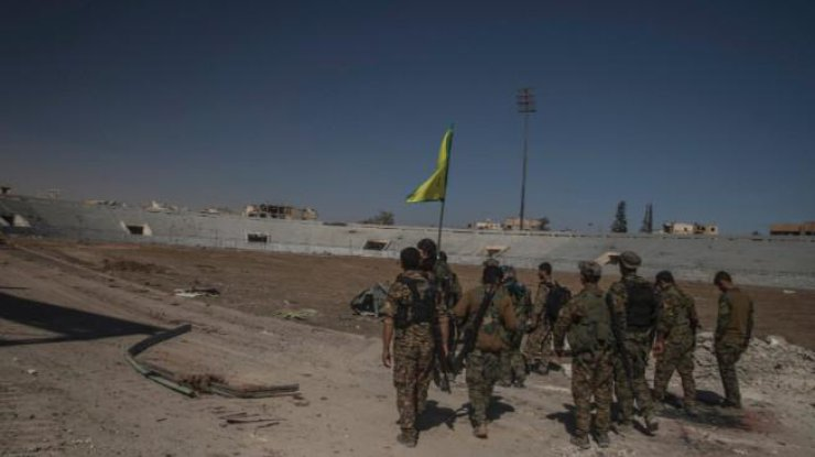 Коалиция СДС официально объявила обосвобождении Ракки отбоевиковИГ